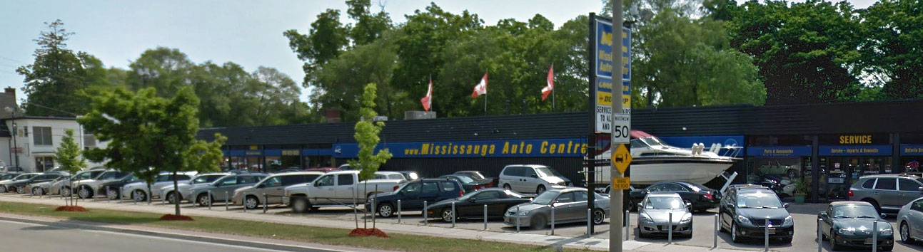 Mississauga Auto Centre, Contact Information